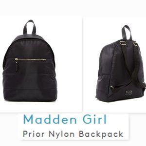 School backpack Prior Nylon Backpack R13
